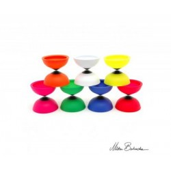 Diabolo Finess V4 color Mister Babache 135mm – 245g
