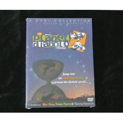 "Set 3 DVD ""The Planet Diabolo Project"""