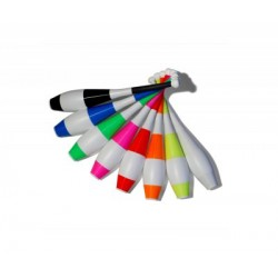 Massue D-Club Play Silicone Couleur 52cm – 215g