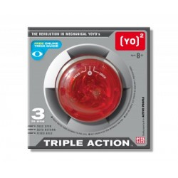 Yoyo Triple Action Active People color