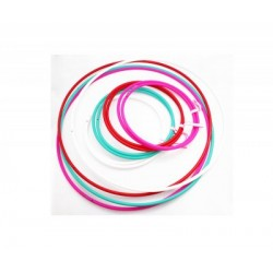 Hula Hoop Play pliable tube 16mm 85 cm