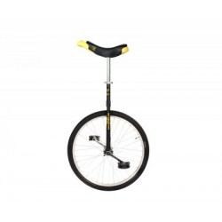Unicycle Qu-Ax Luxe black 60cm – 24''