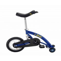 Unicycle with wheels Qu-Ax (Balance Bike)