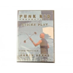 DVD ''Sticks Play Fundamentals'' Lunastix