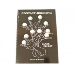 Book ''Contact juggling''