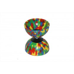 Diabolo Arlequin medium MB 100mm – 250g